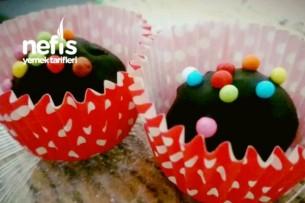 Cake Pops (Yalancı Browni İntens) Tarifi