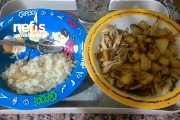 Akşam Yemeği Menüsü (+2 Yaş)