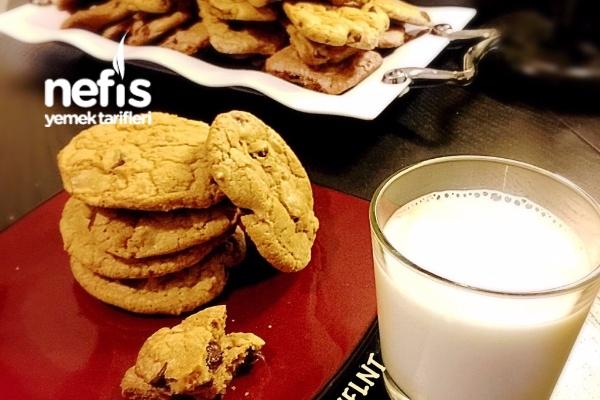 Cookies (Kurabiye Canavarı) Tarifi