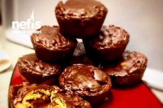 Çikolata Kaplı Elma Turta Tarifi