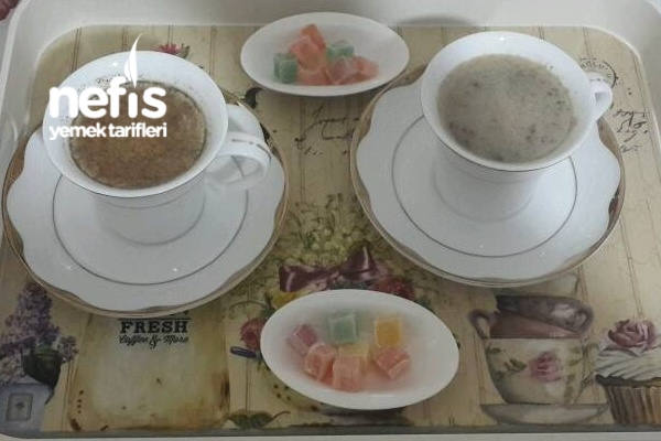 Değişik Lezzetiyle Menengiç Kahvesi Tarifi
