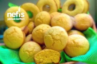 Mısır Ekmek Muffin Tarifi
