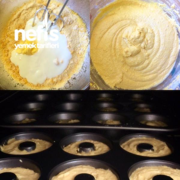 Mısır Ekmek Muffin