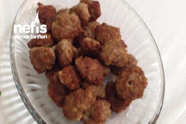 Patates Rendeli Köfte Tarifi