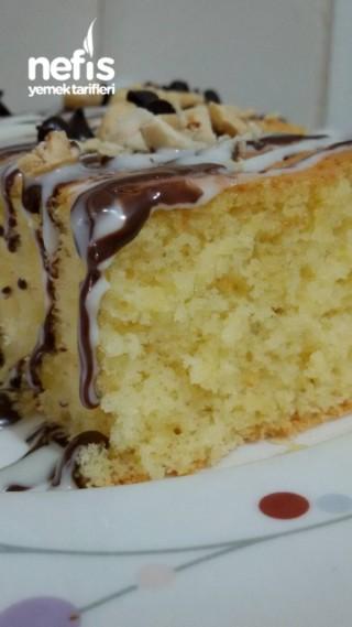 Portakallı Çikolatalı Kek