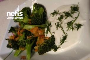 Zencefilli Kabaklı Brokoli Tarifi