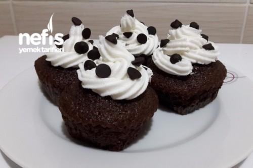 Çikolatalı Mocha Cupcake Tarifi 39