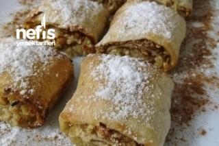 Şip Şak Elmalı Pasta (Ani Gelen Misafirler İçin) Tarifi