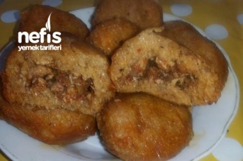 Tavuk Etli İçli Köfte - Nefis Yemek Tarifleri