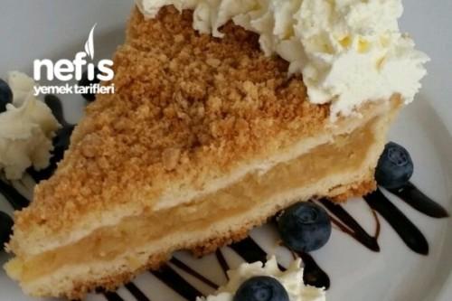 Pudingli Tart Pasta Tarifi