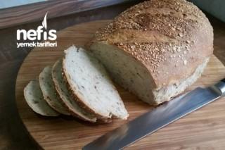 Az Mayalı Ekmek Tarifi