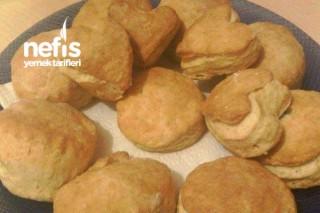 Kfc Biscuit Ekmeği Tarifi