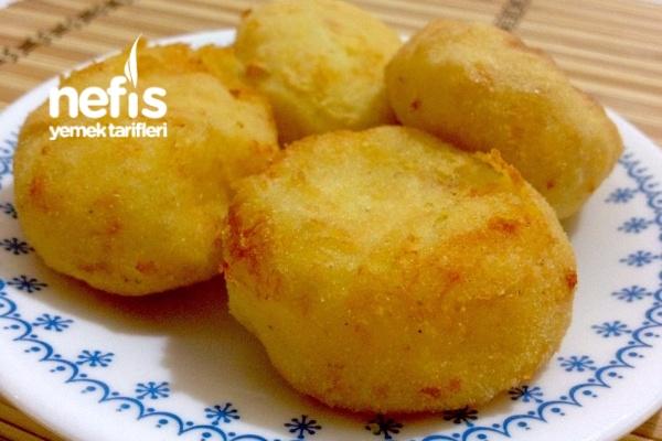 Kolay Patates Kroket Tarifi