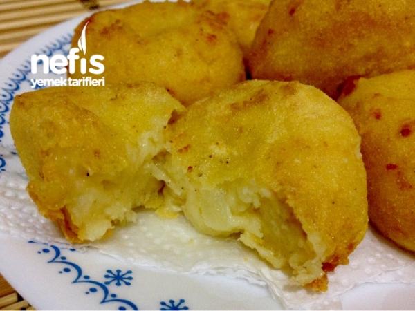 Kolay Patates Kroket