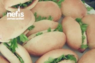 Muhammaralı Sandviç Yapımı (Acuka Gibi) Tarifi