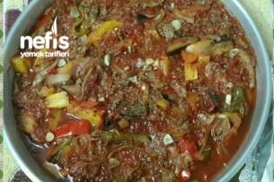 Sebze Kebabı Tarifi