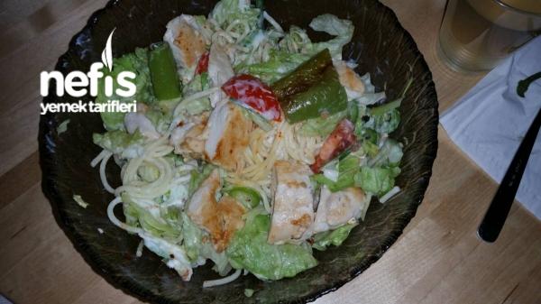 Lezzetli Doyurucu Salata Nefis Yemek Tarifleri