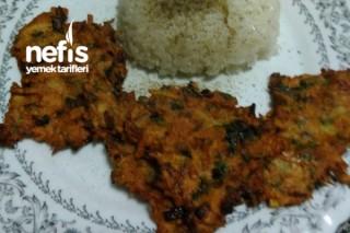 Patamükö (Patatesli Tavuklu Mücver Köfte) Tarifi