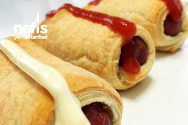 Çıtır Hot Dog Tarifi