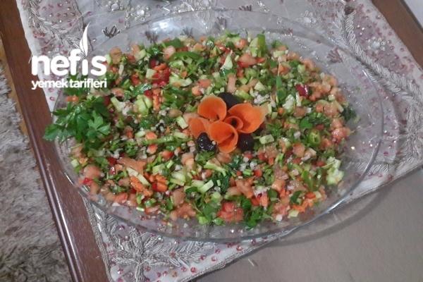 Sap Salatası Tarifi