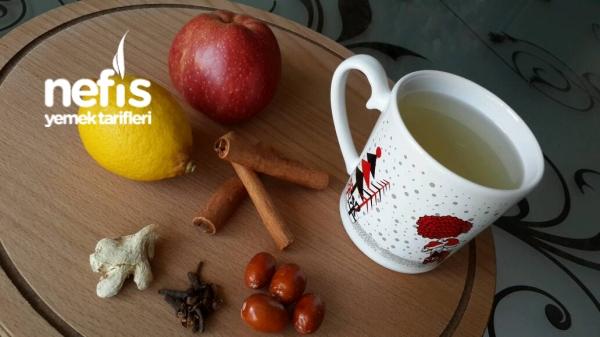 Kış Çayı Tarifi (1-2)