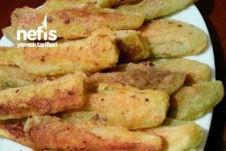 Mısır Unlu Patlıcan Balığım Tarifi