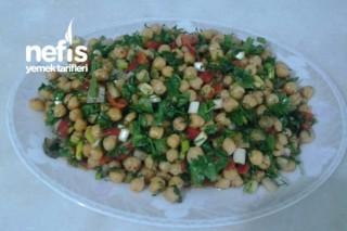 Nohutlu Salatası Tarifi