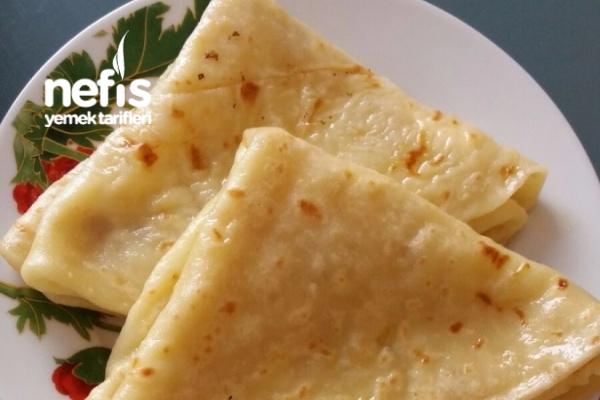 Patatesli Peynirli Gözleme Tarifi