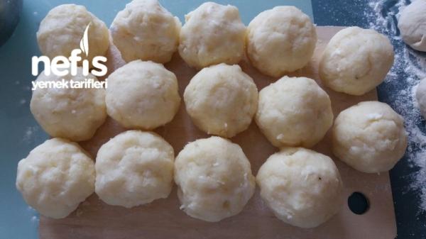 Patatesli Peynirli Gözleme
