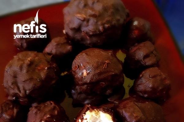 Gerçek Hindistan Cevizli Çikolata (Coconut Chocolate) Tarifi