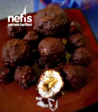 Gerçek Hindistancevizli çikolata (coconut chocolate)
