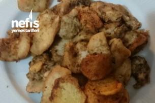 Tavuk Bonfile Kızartması (Mis Gibi Oldu) Tarifi