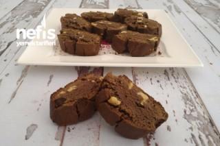 Biscotti Tarifi (İtalyan Kurabiyesi)