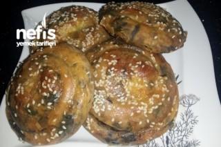 Ispanaklı Börek El Açması Tarifi