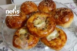 Pufidik Mini Pizza Tarifi