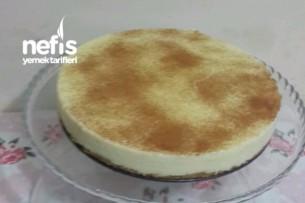 Yalancı Chesee Cake Tarifi