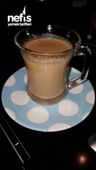 Sütlü Hint Çayı
