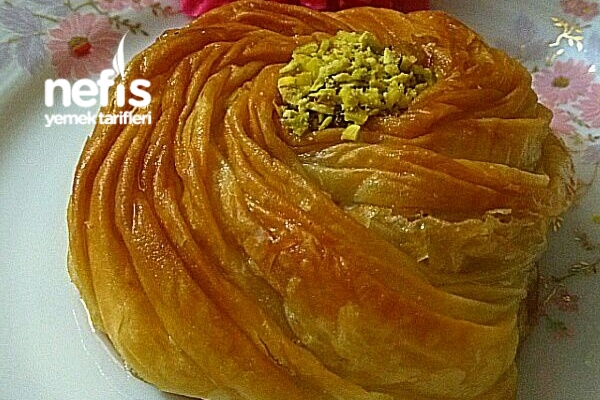 Gül Baklava Tarifi