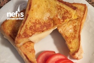 İştahsız Çocuklar İçin Tavada Süper Tost Tarifi