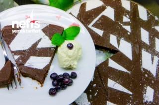 Çikolatalı Fransız Turta Kek Tarifi