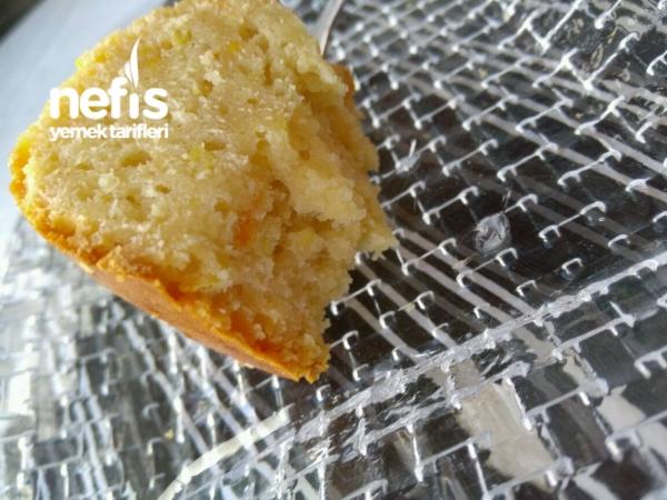 Lezzetli Portakal Ve Limonlu Kek