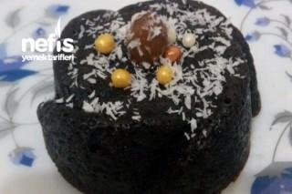 Çikolata Soslu Sufle Tarifi