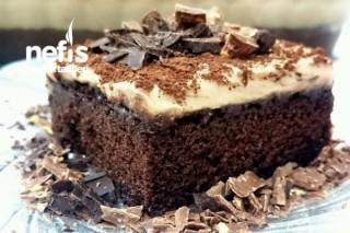 Coffe Cake (Kahve Kremalı Kek) Tarifi