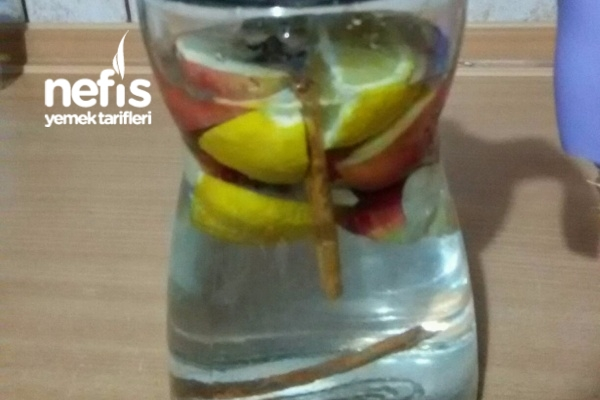 Zayıflamaya Yardımcı Detoks Suyu