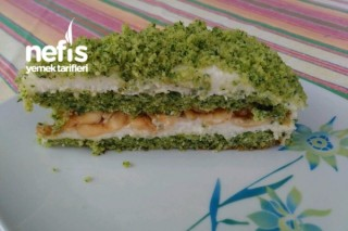 Enfes Ispanaklı Pasta Tarifi