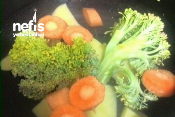 İrmikli Brokoli Çorbası 6+