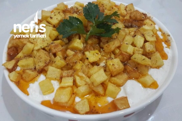 Patates Kızartmalı Kereviz Tarifi