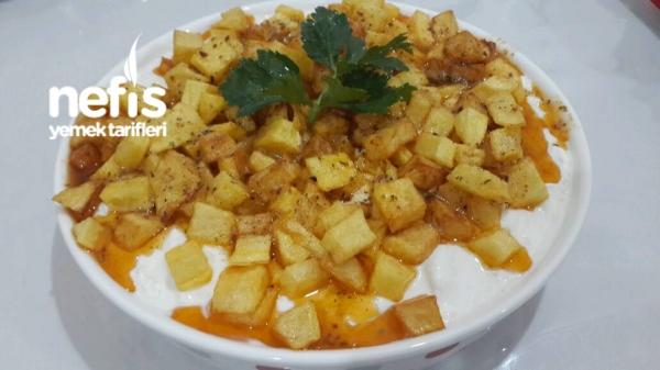 Patates Kızartmalı Kereviz