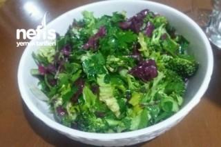 Yeşil Salatam Tarifi