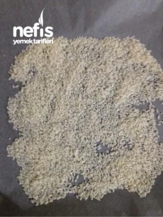 Evde Pirinç Unu Nasıl Yapılır?
